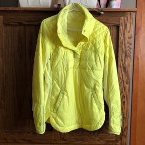 Lululemon clarity yellow Down For A Run-10